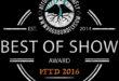 VAGABOND FLY IFTD 2016 AWARDS