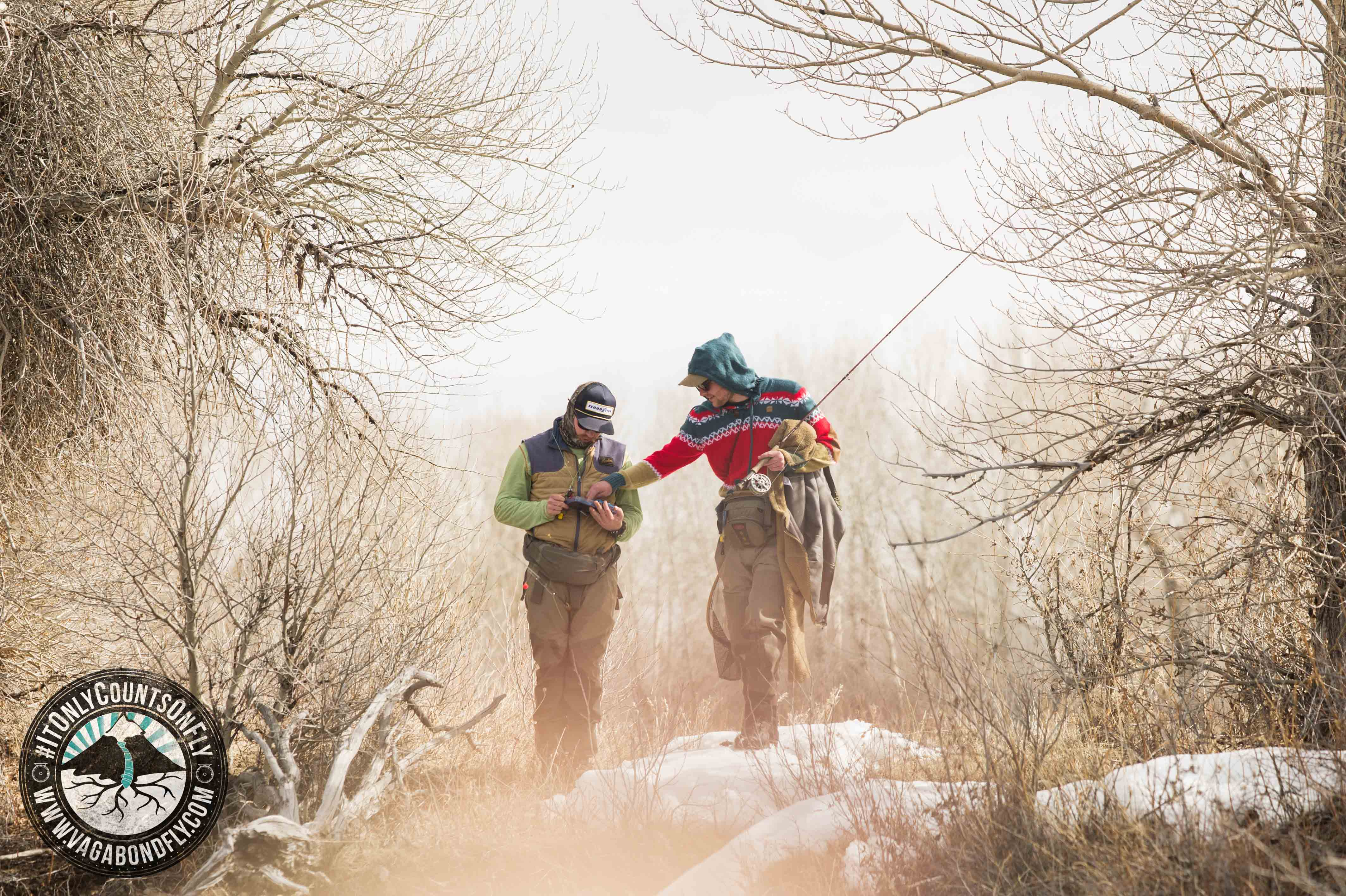 Photography tips shannon vandivier by vagabond fly for Fly fishing 101
