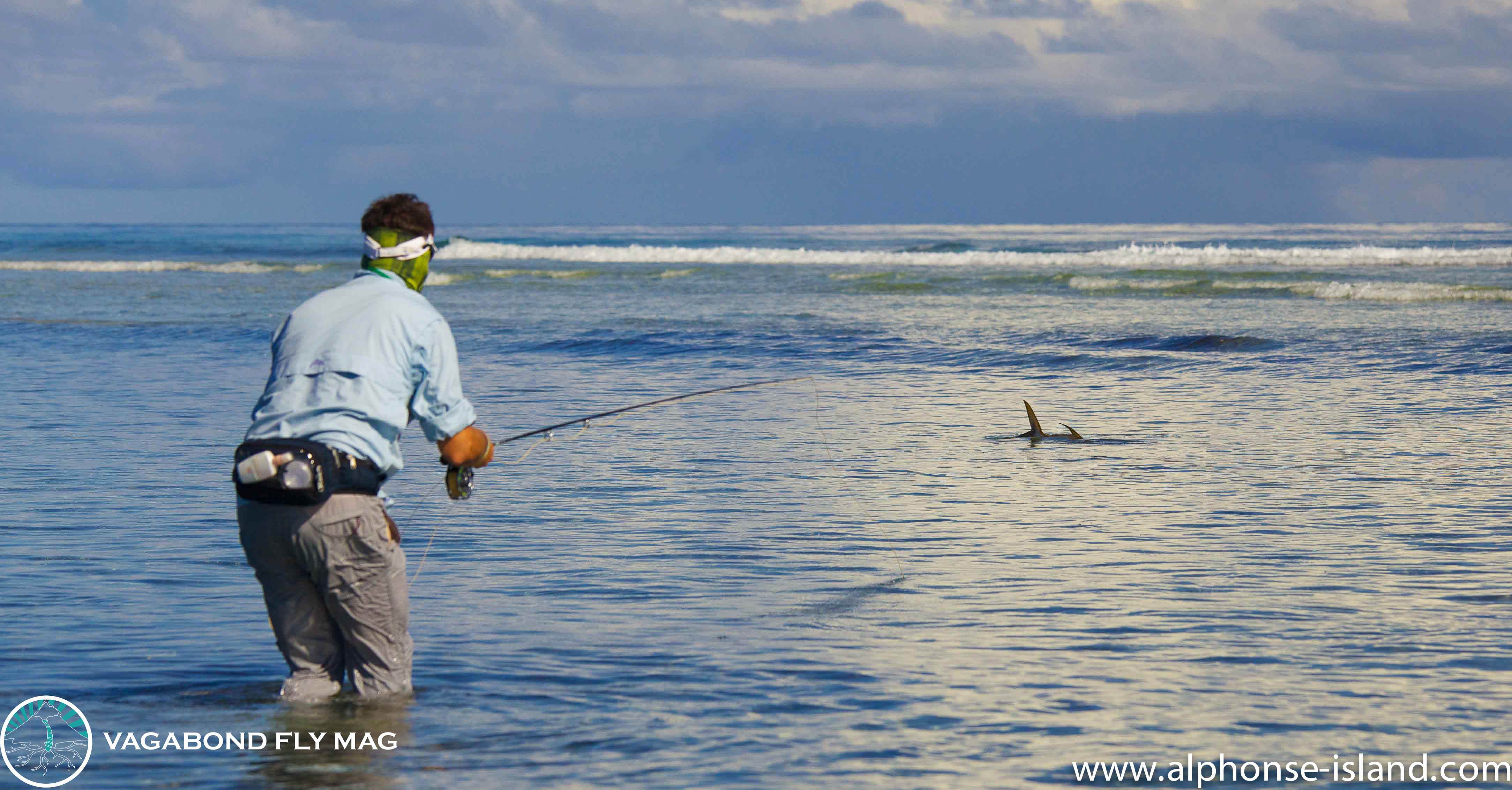 The holy grail by vagabond fly s colin campbell vagabond for Permit fly fishing
