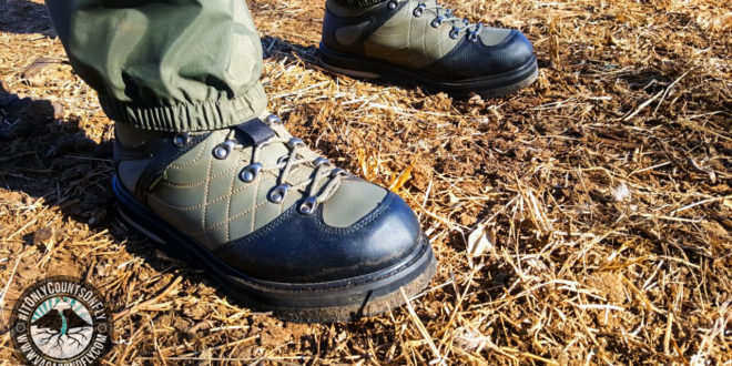 HODGMAN® H3 WADING BOOTS REVIEW