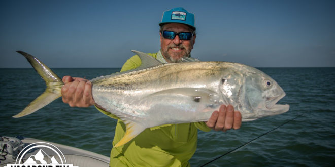 INTERVIEW WITH CAPTAIN CRAIG LAHR: CATCHING TARPON ON FLY IN TAMPA